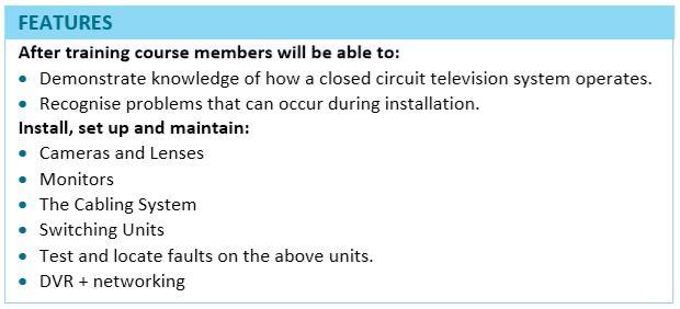 GOTT CCTV Security System Training Kit | Tangkas Cipta Anugerah