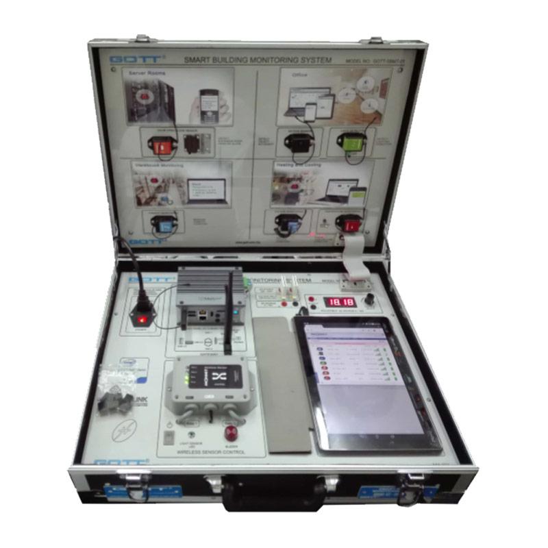 Gott Smart Building Monitoring System Gott Sbmt 01